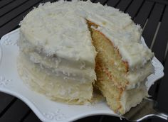 4-Layer Coconut Cake {Gluten-Free}, Friendships, Inspiration and Bonding over Food @TheBigPotluck