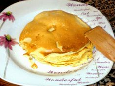 Pasticcioni Si Nasce: Pancakes all'Arancia