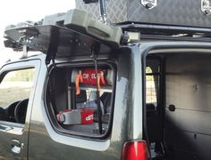 Тюнинг Suzuki Jimny                                                                                                                                                                                 More