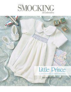 Little Prince: A Dapper Outfit for a Tiny Gentleman  | Martha Pullen