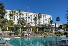 Royal Hotel Sanremo - mit Meerwasserpool - http://olschis-world.de/