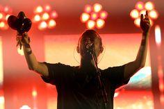 Radiohead @ Fuji Rock 12
