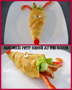 Idée lunch de Noël!