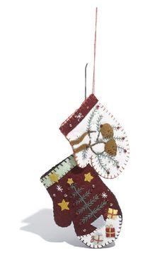 New World Arts 'Mitten' Ornament  $8.00