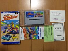 Super Family Circuit for the Super Famicom