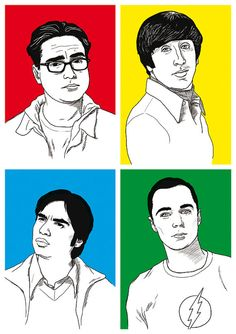 Big Bang Theory © Monsieur Malinois/Didier RICHARD