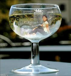 Jms-Reflection At THe Glass