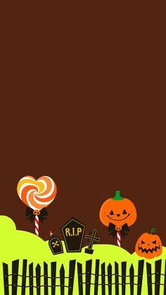 Cute Halloween wallpaper