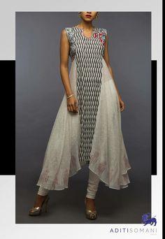 Salwar Pattern, Kurta Patterns, Dress Patterns, Western Dresses, Indian Dresses, Indian Outfits, Indian Attire, Indian Wear, Ethnic Fashion