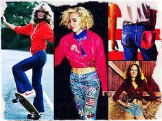 Risultati immagini per abbigliamento anni 80