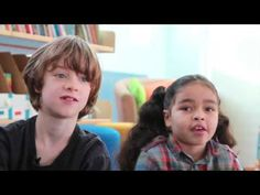Children tell us what happens inside their heads when they read - YouTube