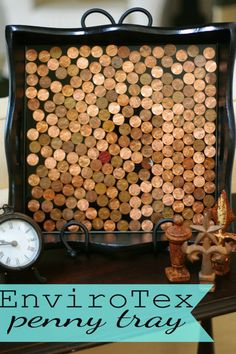 Penny Tray | Community Post: 25 Pretty Penny Projects To DIY