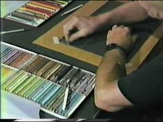 William Persa Pastel Demonstration - YouTube Soft Pastel Art, Pastel Artwork, Oil Pastel Drawings, Soft Pastels, Painting Lessons, Art Lessons, Pastel Pencils, Sketch Painting, Color Pencil Art
