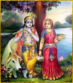 Lord Krishna -