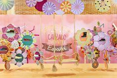Couture Shoe Displays by Masquespacio Studios! #art #kids #design #inspiration