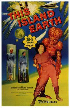 This Island Earth / 宇宙水爆戦 (1955)