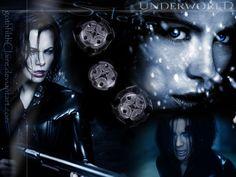 Underworld Selene Wallpaper by gothfilthClaire.deviantart.com on @deviantART