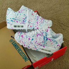 Nike Air Max 90 Splash (Men) – Keepitmovn Cora – Join the world of pin Moda Sneakers, Cute Sneakers, Sneakers Nike, Tenis Nike Air, Nike Air Shoes, Jordan Shoes Girls, Celebrity Shoes, Hype Shoes, Fresh Shoes