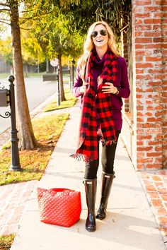 Outfit Quickie - Hunter Boots (on Sale)