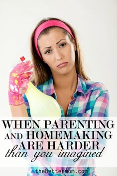 I am going out on a limb, in complete honesty and with full expectation that some of you feel the same way I do: Parenting and homemaking is so much harder than I had ever imagined.  It really is.  You may feel like you can barely catch your breath.