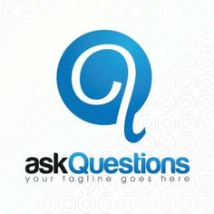 Exclusive Customizable A Letter Logo For Sale: Ask Questions   StockLogos.com