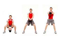 Übung #1: Der Kettlebell Swing