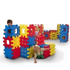 Big Waffle® Blocks 2 Pack Bundle for $159.98 #littletikes Try this !