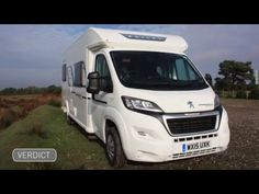 My review for the Caravan Club Magazine Test: Bailey Approach Advance 665