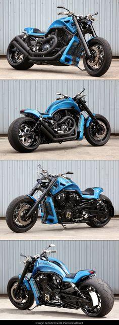 Harley VRSCAW V-Rod 2007 [ZIO] by Bad Land