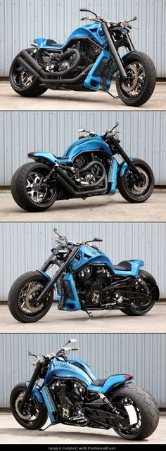 Harley VRSCAW V-Rod 2007 [ZIO] by Bad Land