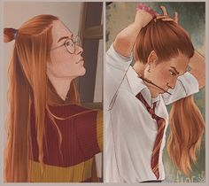 Arte Do Harry Potter, Harry Potter Girl, Harry Potter Feels, Harry Potter Artwork, Harry Potter Drawings, Harry Potter Outfits, Harry Potter Pictures, Harry Potter Aesthetic, Harry Potter Wallpaper