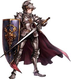f Halfling tallfellow Paladin Plate Helm Shield cape Sword Female Character Design, Game Character, Character Concept, Fantasy Characters, Female Characters, Anime Characters, Game Concept Art, Armor Concept, Fantasy Armor