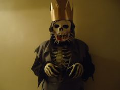 THE LICH COSPLAY ADVENTURE TIME by ~SATANIUM666 on deviantART