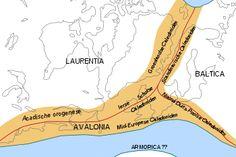 Caledonische orogenese - Wikipedia
