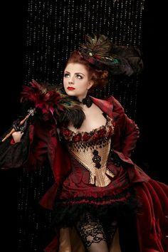 Wonderland Corsets - Gorgeous corset.