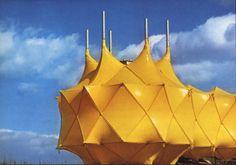 Telecommunications Pavilion at Expo 70 – Osaka, Japan