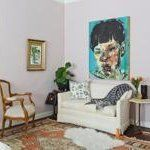 Morristown Cream by Benjamin Moore/ Kelly's Cozy Chic Studio (AND LOTS MORE COLORS AT LINK)
