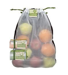 6612005c00d ChicoBag Produce Bag rePETe Mesh - aHa! Modern Living Reusable Grocery  Bags