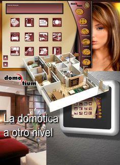 Luxe Home Automation http://www.domotium.com/en/