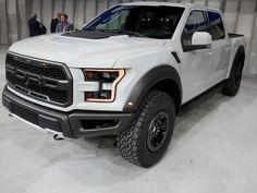The 2017 Ford F-150 Raptor.