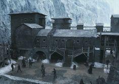 Game of Thrones (2011) Castle Black
