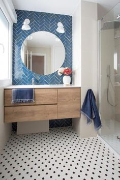 Under the Sea Bathroom Accessories . Under the Sea Bathroom Accessories . Under the Sea Bathroom – Derrick Builders Navy Blue Bathroom Decor, Blue Bathroom Rugs, Blue Bathroom Vanity, Navy Blue Bathrooms, Silver Bathroom, Bathroom Decor Sets, Small Bathroom, Bathroom Ideas, Bathroom Cabinets