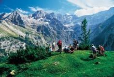 Honeymoon Ideas for the Adventurous Couple - Hike Over Mountains in Europe