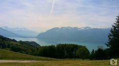 La tour de Gourze الإطلالة الأولى على بحيرة جنيف ـ ليمان Cool Places To Visit, Trekking, Museum, Europe, Mountains, City, Nature, Travel, Naturaleza
