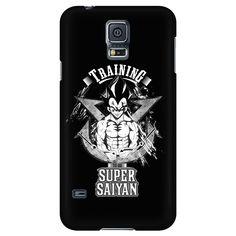 Super Saiyan - Training to be super saiyan - Android Phone Case - TL01339AD