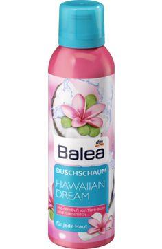 Balea Duschschaum Hawaiian Dream, € 1,95 bei dm