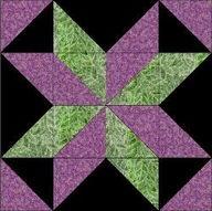 Starflower Quilt Blo - http://quiltingimage.com/starflower-quilt-blo/