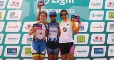 Os taubateanos foram destaque na 8ª edição da Copa Light de Ciclismo, na praia de Botafogo, no Rio d...