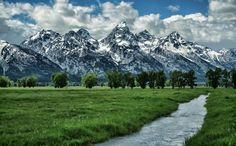 Photo Mormon Row Meadow by Jeff Clow on 500px