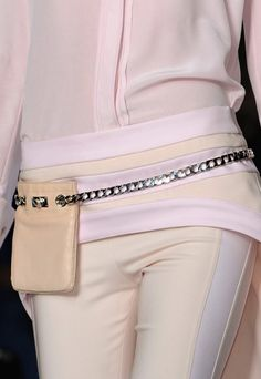 Chic fanny pack!